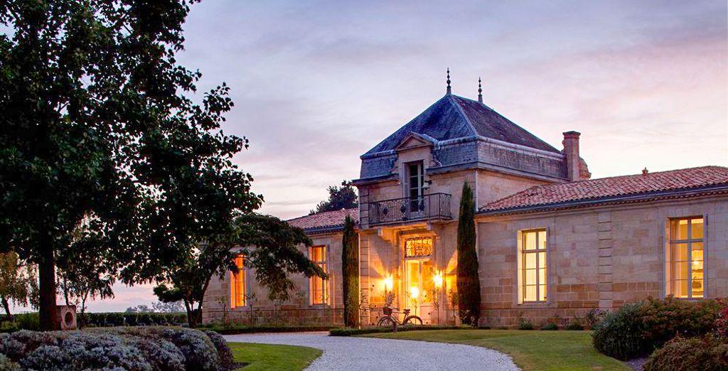 Bienvenue au Château Cordeillan-Bages