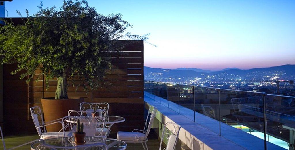 Vous rêvez de découvrir Athènes ?  - New Hotel 5* Athènes