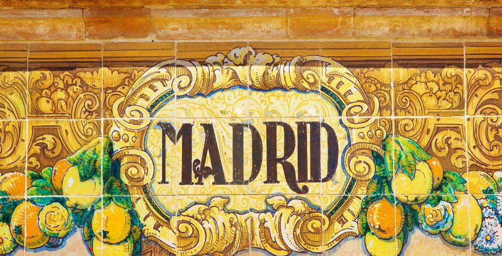 Plongez dans l'atmosphère unique de la capitale espagnole...