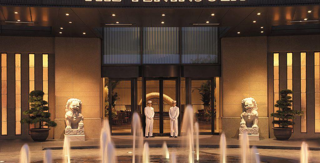 L'hôtel The Peninsula Tokyo 5*