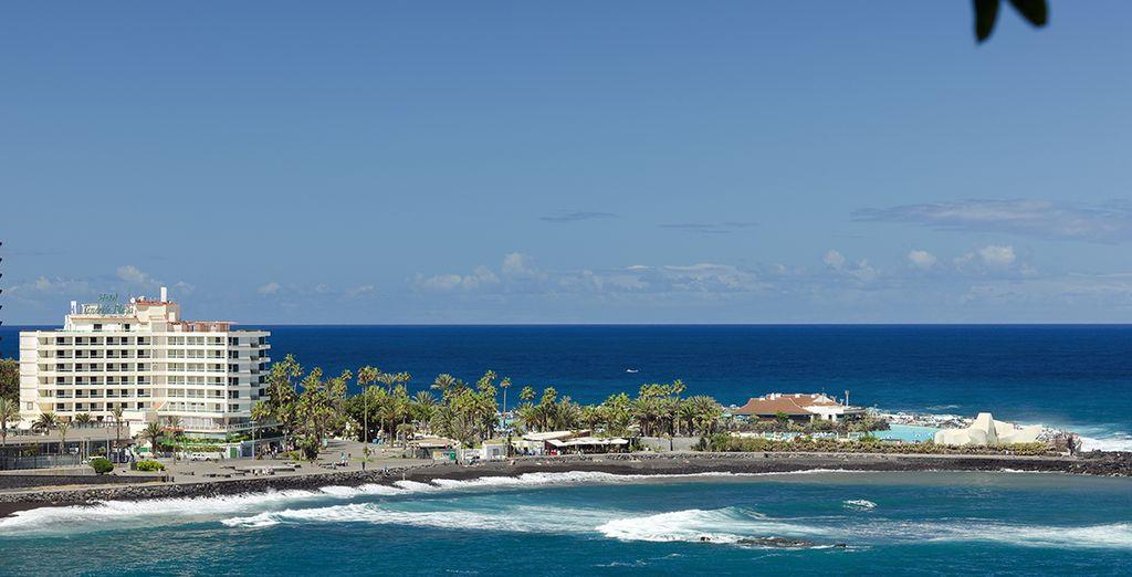 Farniente, soleil et détente... Vous en rêvez ? - H10 Ténérife Playa 4* Tenerife