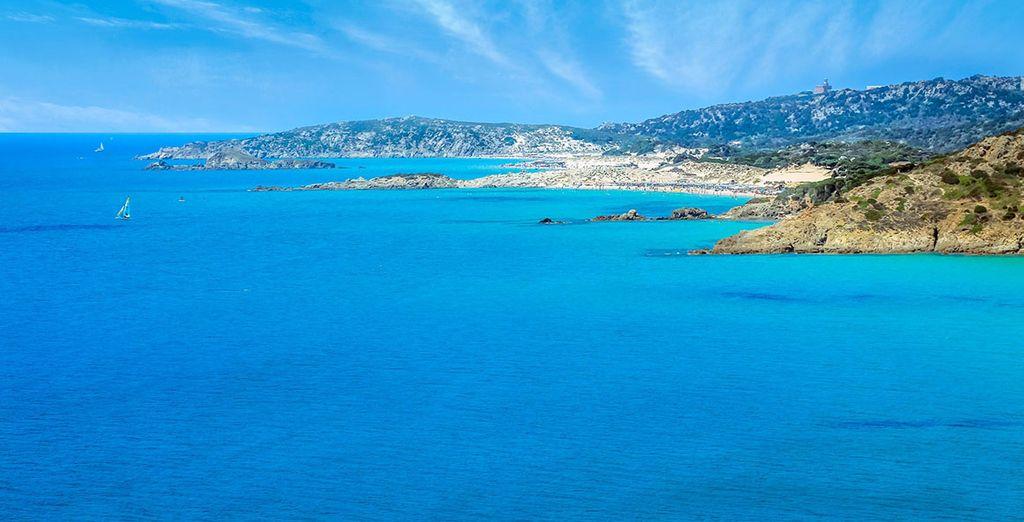 Suivez-vous en Sardaigne !