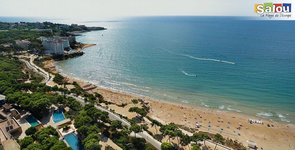 Que diriez-vous de vous évader sur la Costa Dorada ?