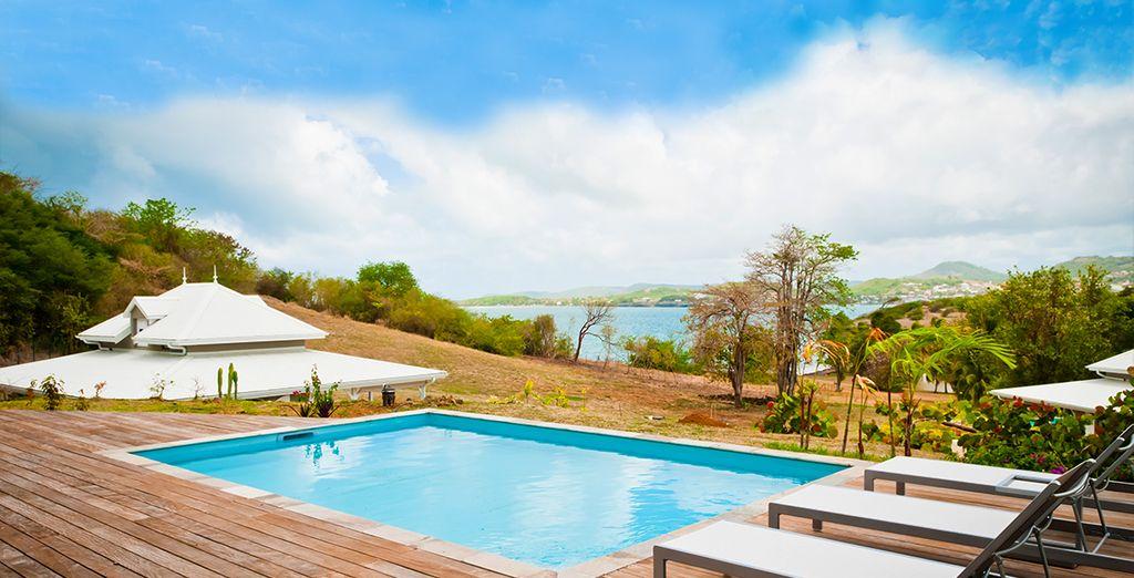 Mettez le cap sur la Martinique