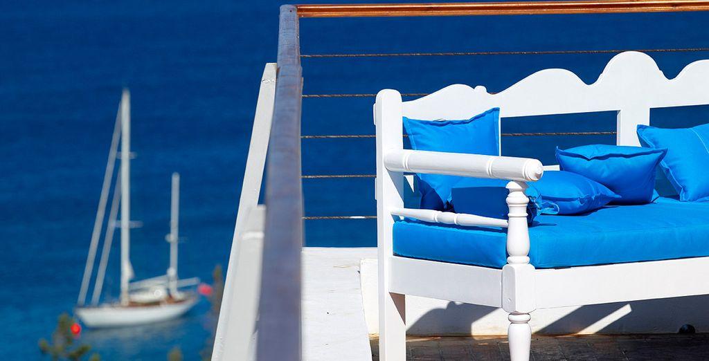 Venez goûter à la douceur de vivre de la Crète