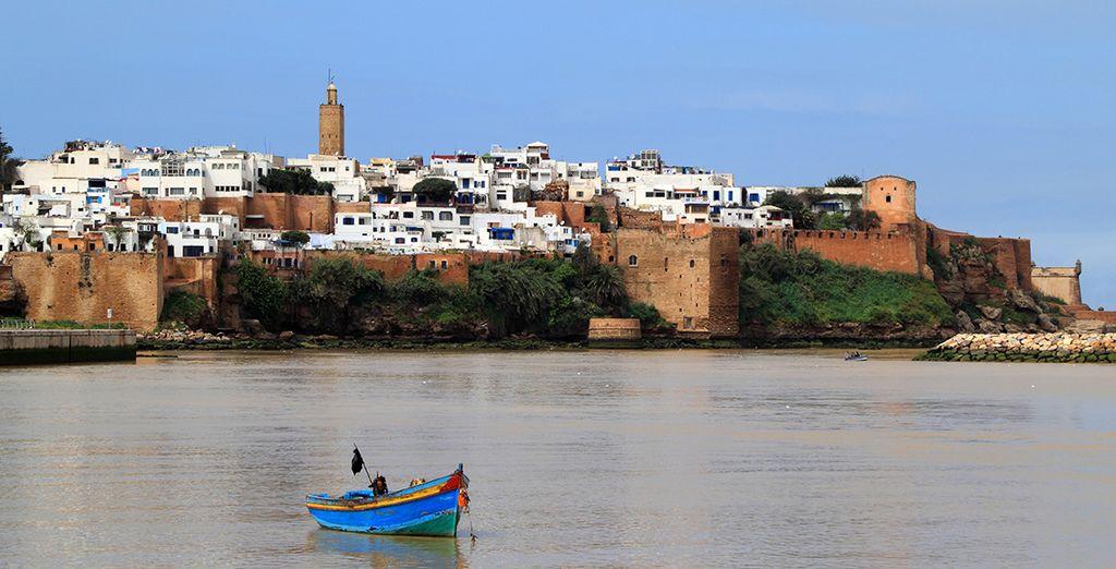 Rabat et ses paysages envoûtants n'attendent que vous