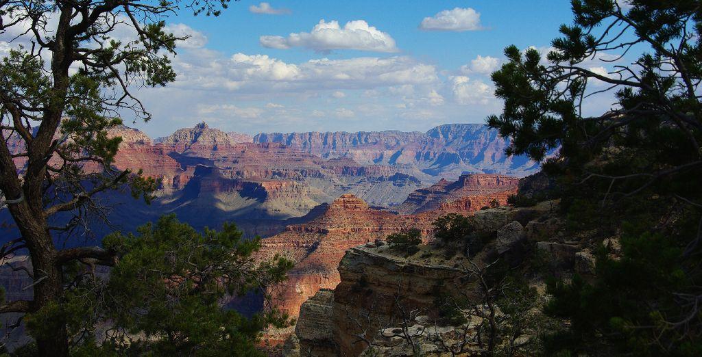 Le Grand Canyon enfin devant vous