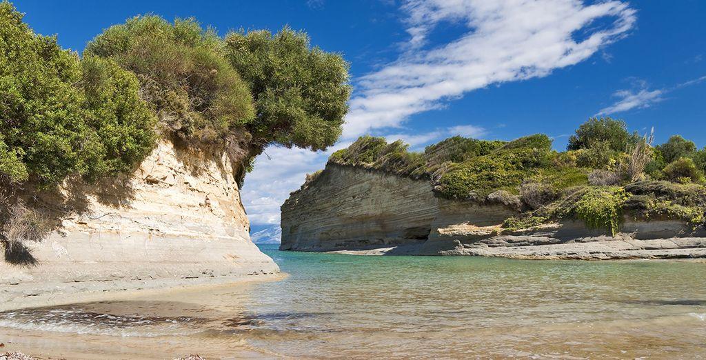 Découvrez les paysages des îles de Grèce