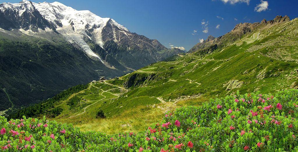 Partez pour les Alpes ! - Résidence Lagrange Prestige Les Fermes de Samoëns 4* Samoens