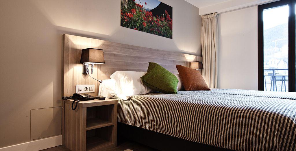 Hôtel haut de gamme à Andorre