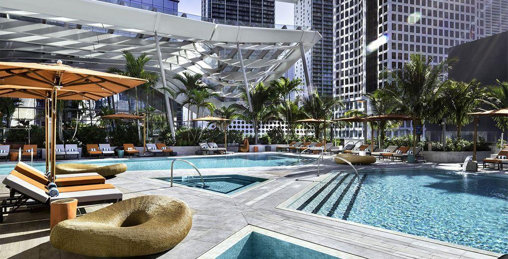 Hôtel East Miami 5* avec Voyage Privé