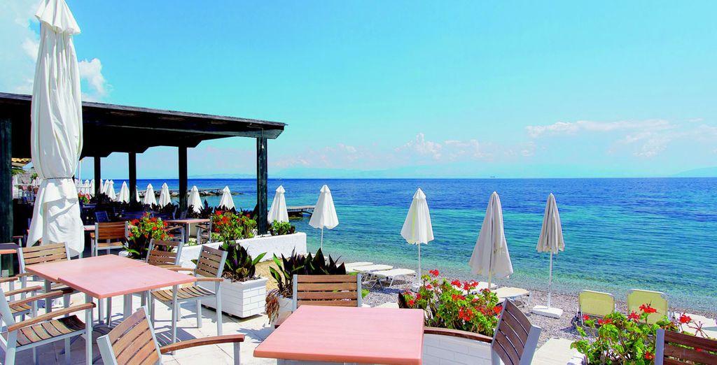 Et installez-vous au Primasol Ionian Sun 4*