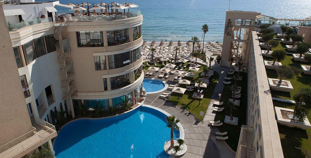 Hôtel Sousse Palace 5*