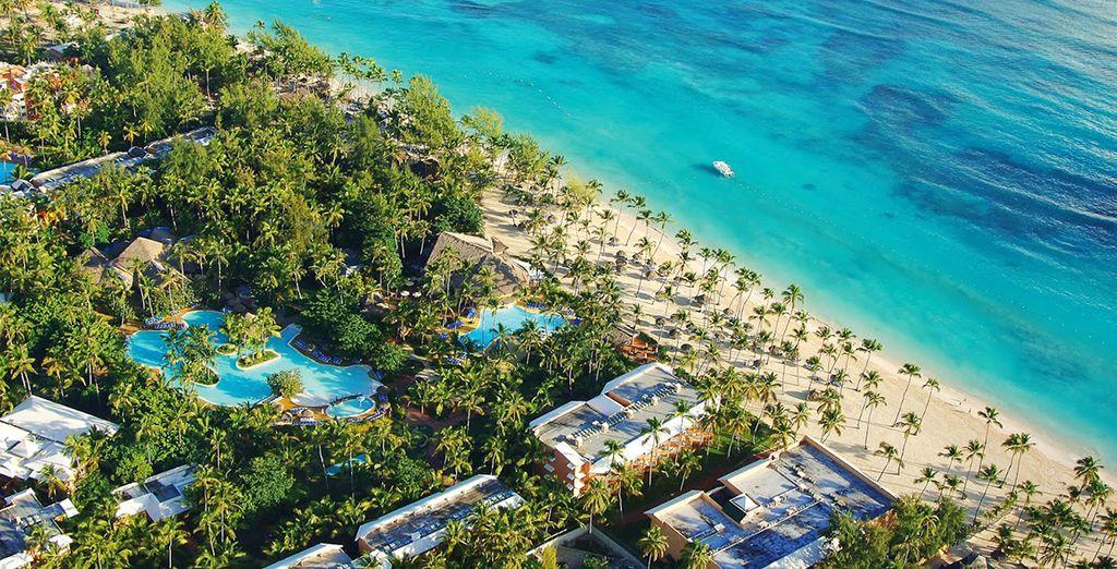 Sur la fameuse plage de Bavaro... - Barcelo Dominican Beach 4* Punta Cana