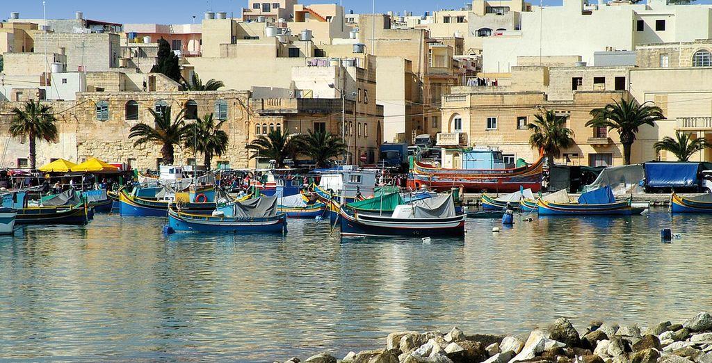 Bon séjour à Malte...