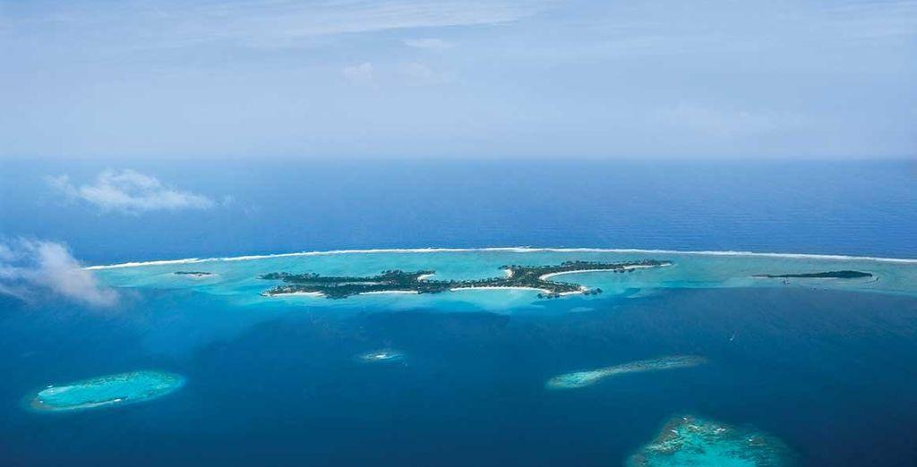 Pourquoi ne pas vous laisser tenter par notre offre combinant un séjour aux Maldives?