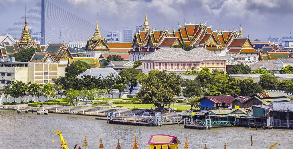 Tout commencera à Bangkok !