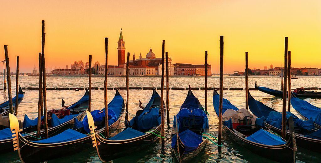 Vous rêvez de Venise ?