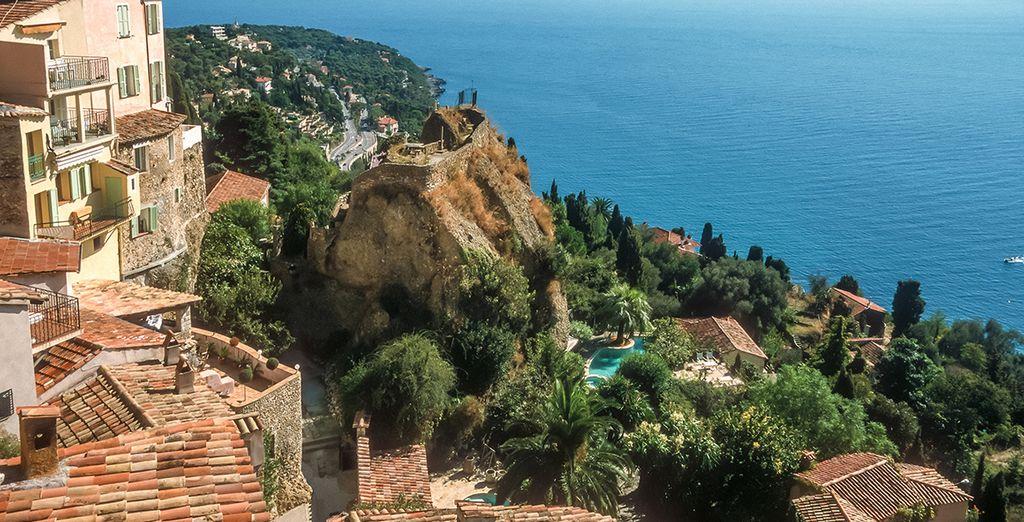 Vous n'aurez plus qu'à visiter Roquebrune pour parfaire votre séjour