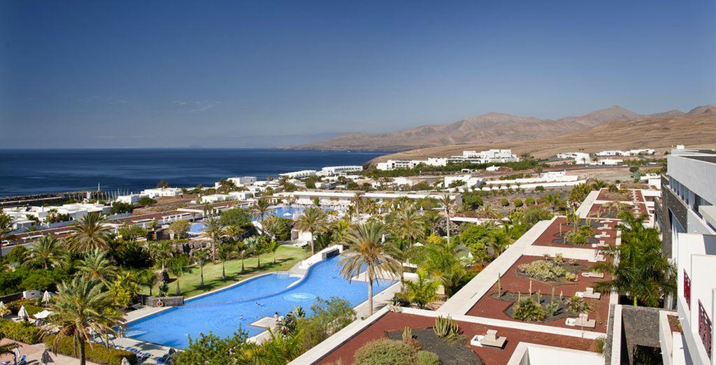 Bienvenue à l'hôtel Costa Calero