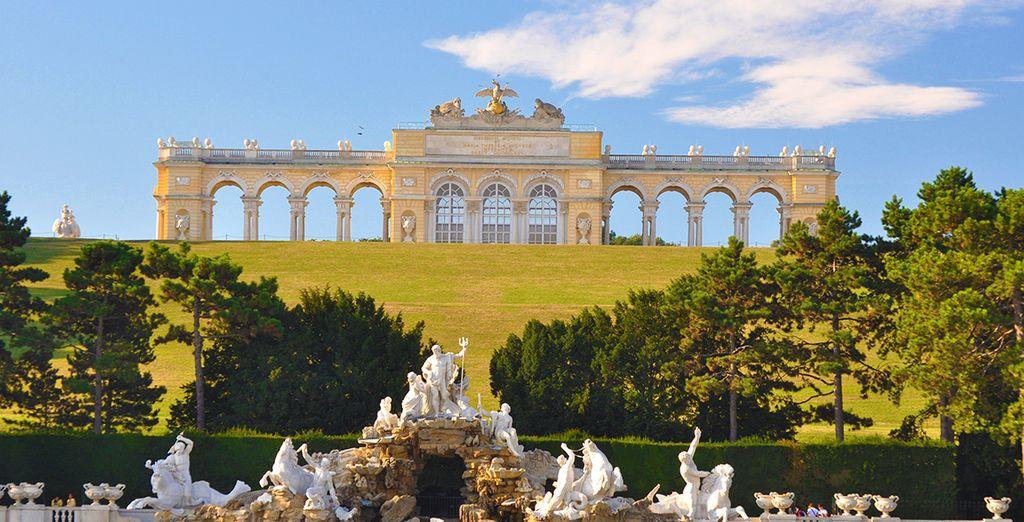 Vous passerez un excellent séjour à Vienne