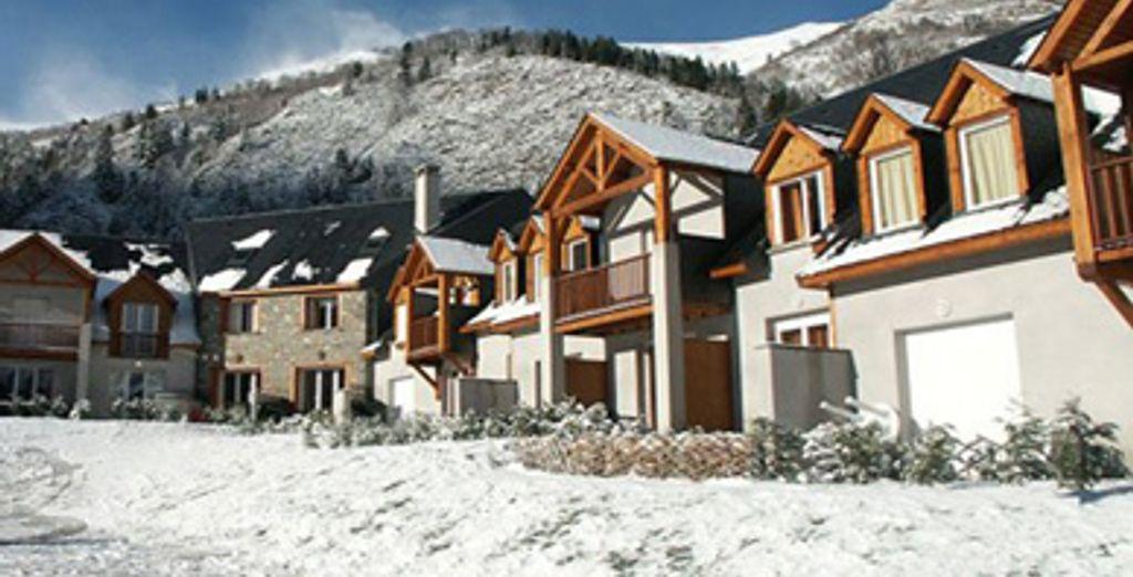- Résidence Le Vignec - Saint Lary - France Saint Lary