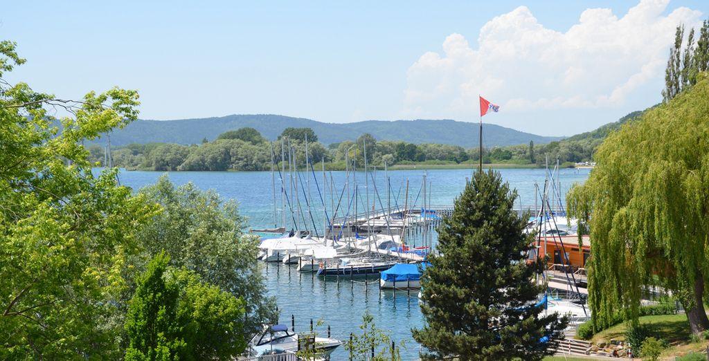 Au bord du lac de Constance...