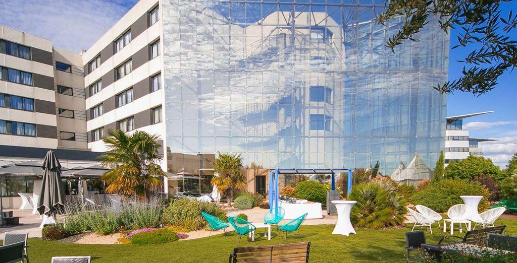 Bienvenue à l'hôtel Plaza - Site du Futuroscope !