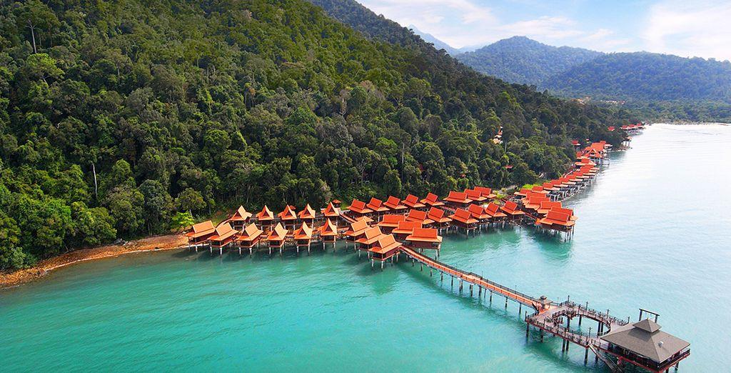 Envie d'une parenthèse hors du temps ? - Hôtel Berjaya Langkawi Resort 5* Langkawi