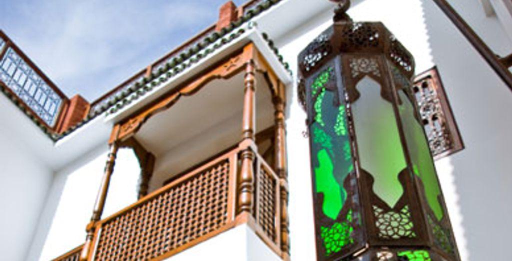 - Riad Ain Dabachi - Marrakech - Maroc Marrakech