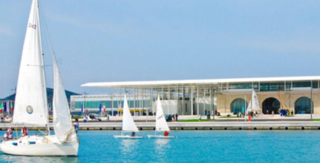 - La Maddalena Hotel & Yacht Club ***** - Maddalena - Sardaigne Cagliari