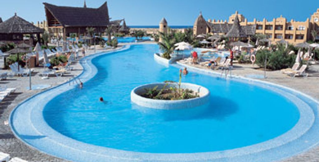 - Hôtel Club Olympien Riu Funana & Garopa Resort ***** - Sal - Cap Vert Sal