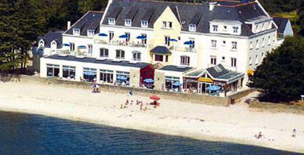 - Hôtel Cap Coz *** - Fouesnant - France Fouesnant