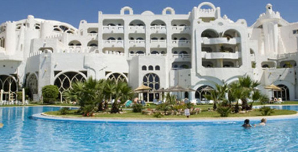 - Hôtel Vincci Lella Baya**** - Hammamet - Tunisie Hammamet