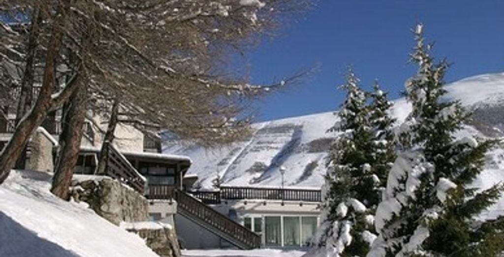 - Hôtel la Farandole - Les Deux Alpes - France Les Deux Alpes