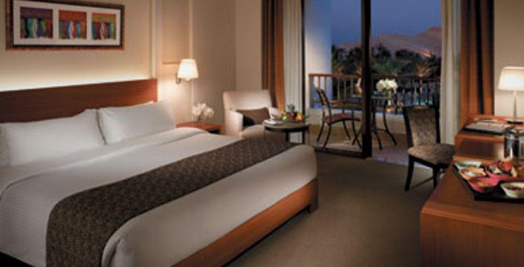 - Shangri-La's Barr Al Jissah Resort & Spa Al Waha & Al Bandar ***** - Mascate - Oman Mascate