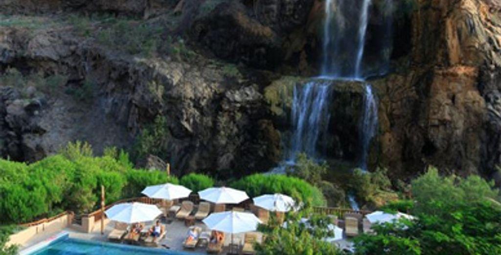 - Evason Ma'In Hot Springs & Six Senses Spa ***** - Ma'In - Jordanie Amman