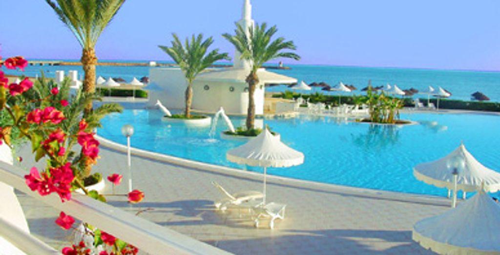 - Hôtel Alkantara ****sup - Djerba - Tunisie Djerba