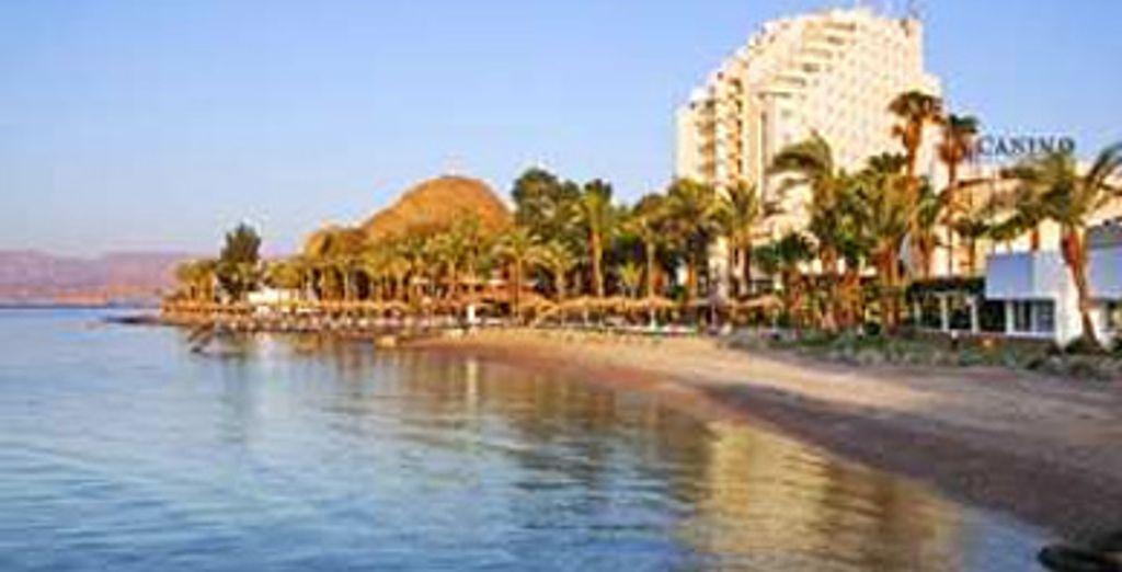 - Hôtel Hilton Taba***** - Taba - Egypte Taba