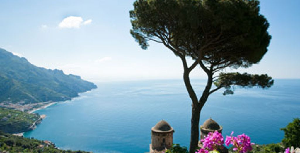 - Hôtel A Pazziella **** - Capri - Italie Capri