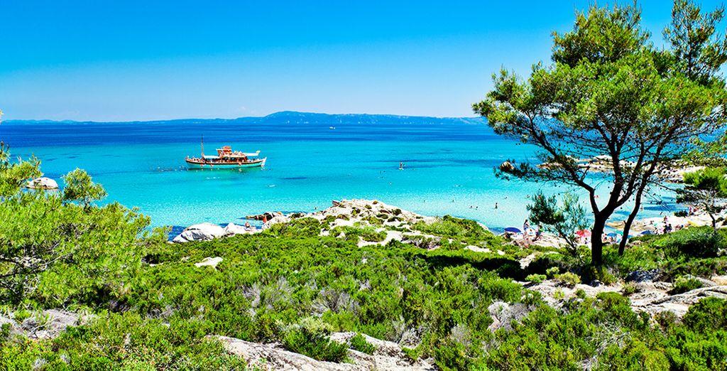 Toute la Grèce en circuit
