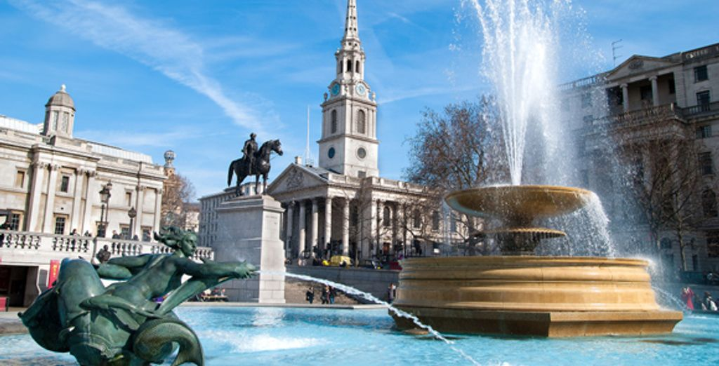 - Hôtel Hilton Trafalgar **** - Londres - Royaume Uni Londres