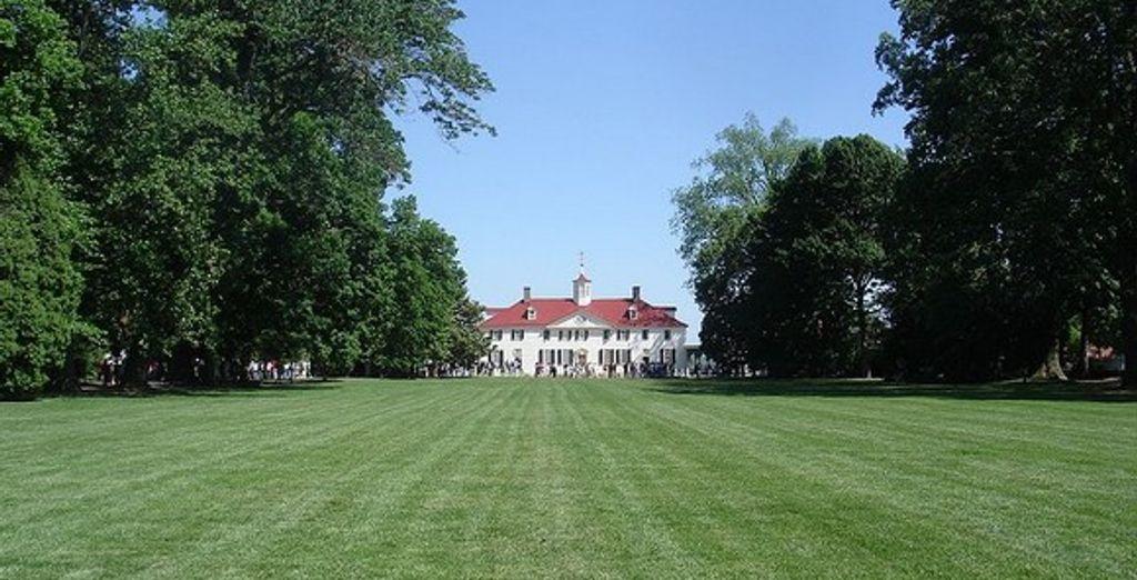Mount Vernon George Washington