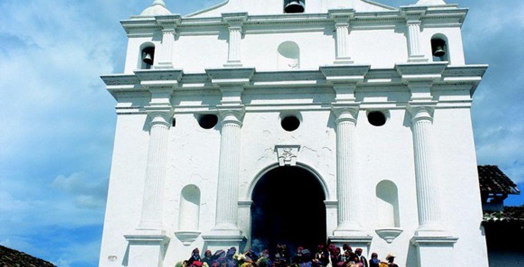 La ville Chichicastenango