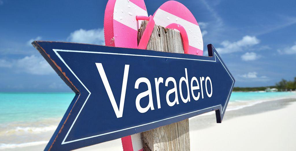 Direction Varadero