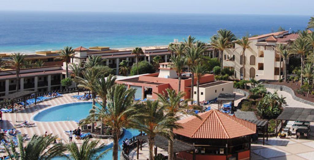 Le resort - Hôtel Barcelo Jandia Resort **** Fuerteventura