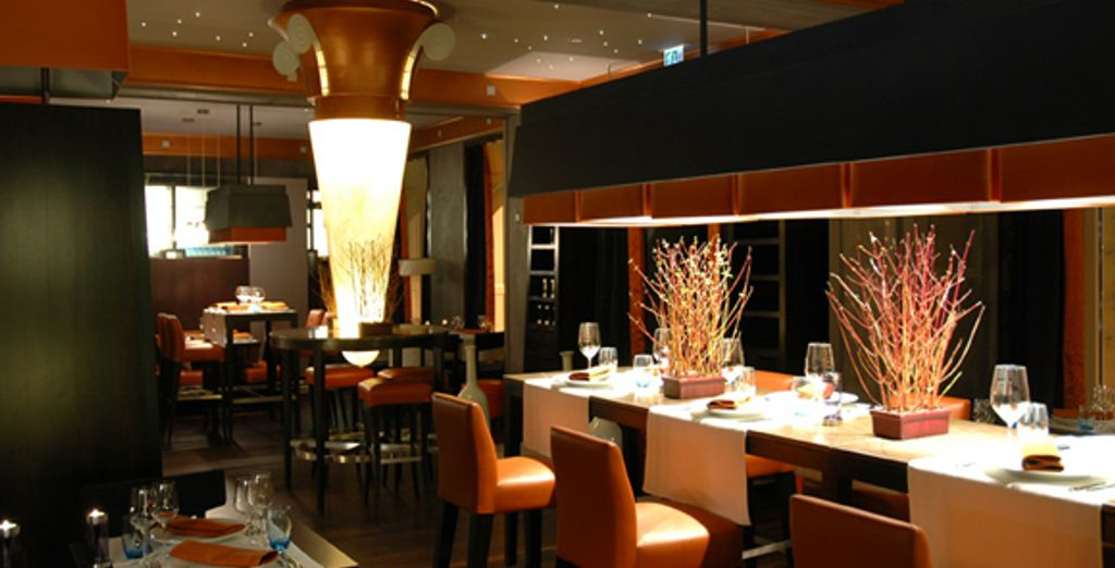 Le restaurant Vertig'O
