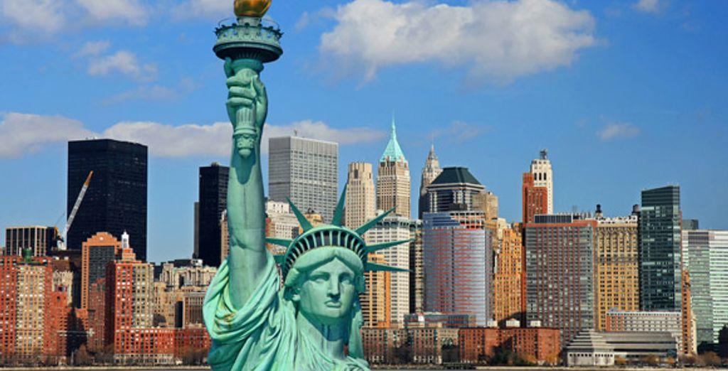Bienvenue à New York - Hôtel The Carlton **** New York