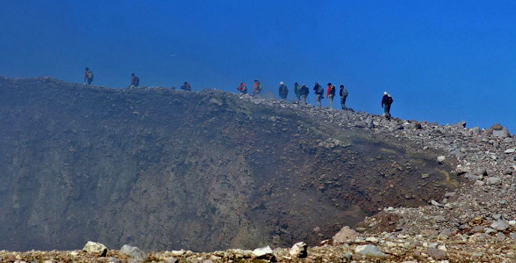 Dominée par son célèbre volcan, l'Etna