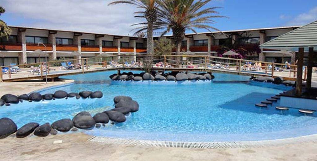 La piscine paysagère